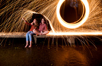 kids-steelwool-sparks